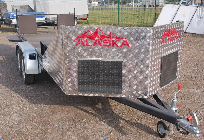 Аляска 71432 Торпеда + 5,3х1,6 (базовая комплектация)