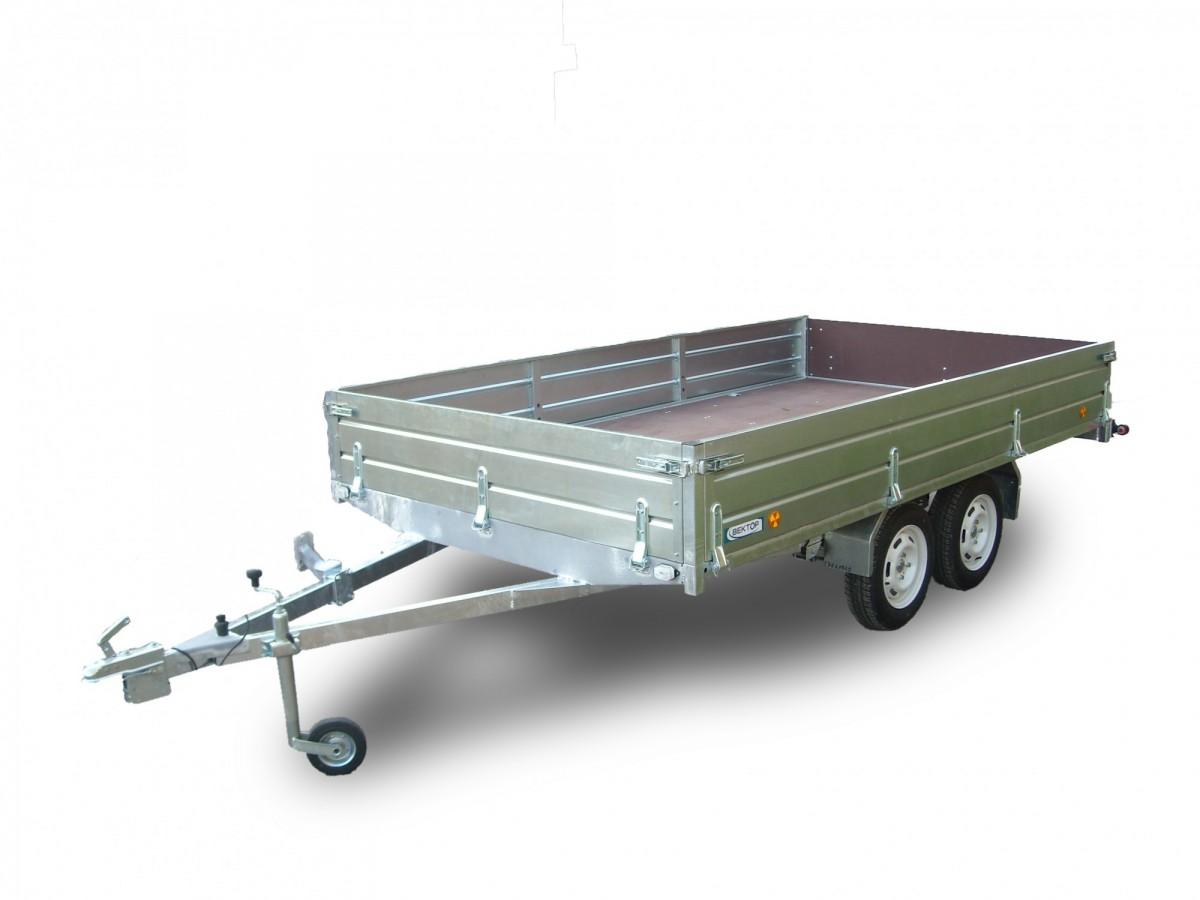 ЛАВ-81013D 3,5х2,2 двухосный (базовая комплектация)