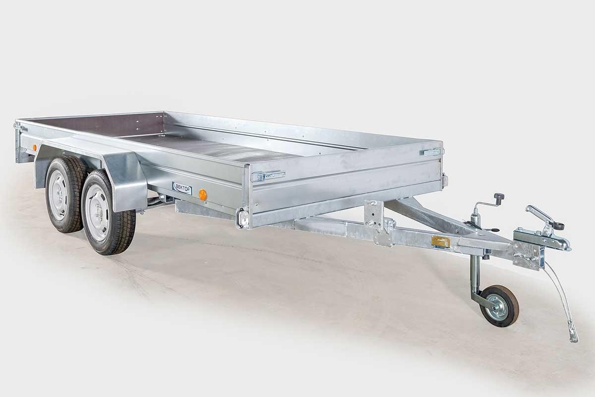 ЛАВ-81013Е 3,5х1,8 двухосный (базовая комплектация)