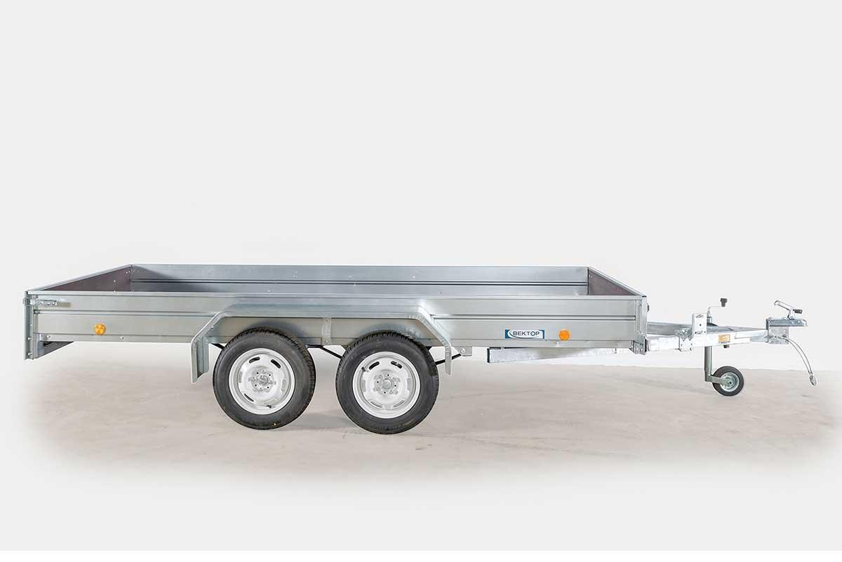 ЛАВ-81013 3,5х1,5 двухосный (базовая комплектация)