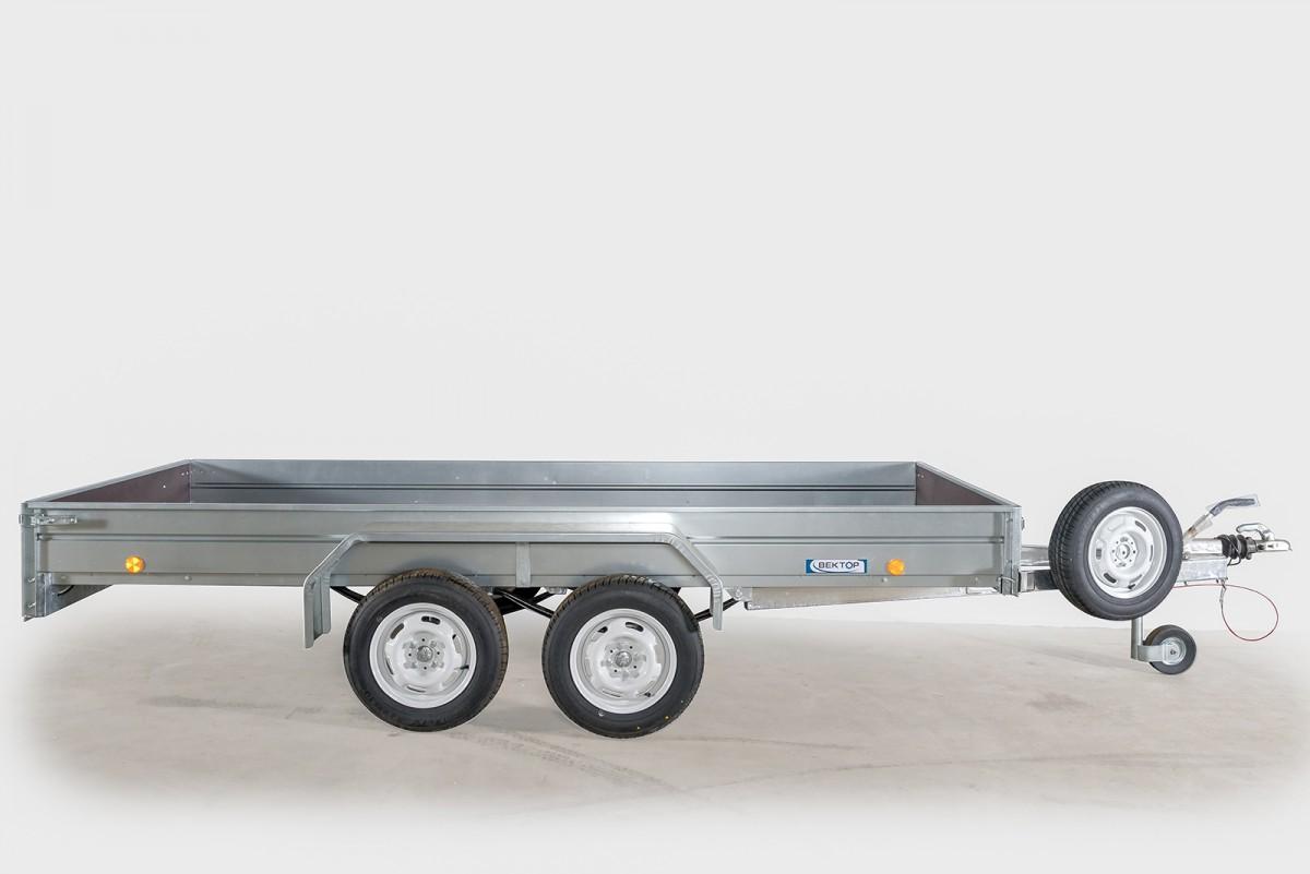 ЛАВ-81022 3,5х1,5 двухосный (базовая комплектация)
