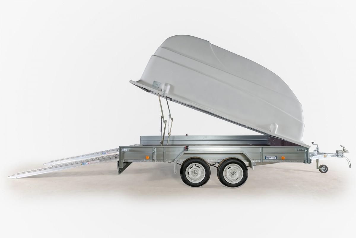 ЛАВ-81013А 3,5х2,0 двухосный (базовая комплектация)
